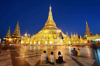 One Day Experience City Tour in Yangon